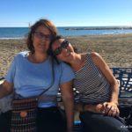 Silvia mit Danila