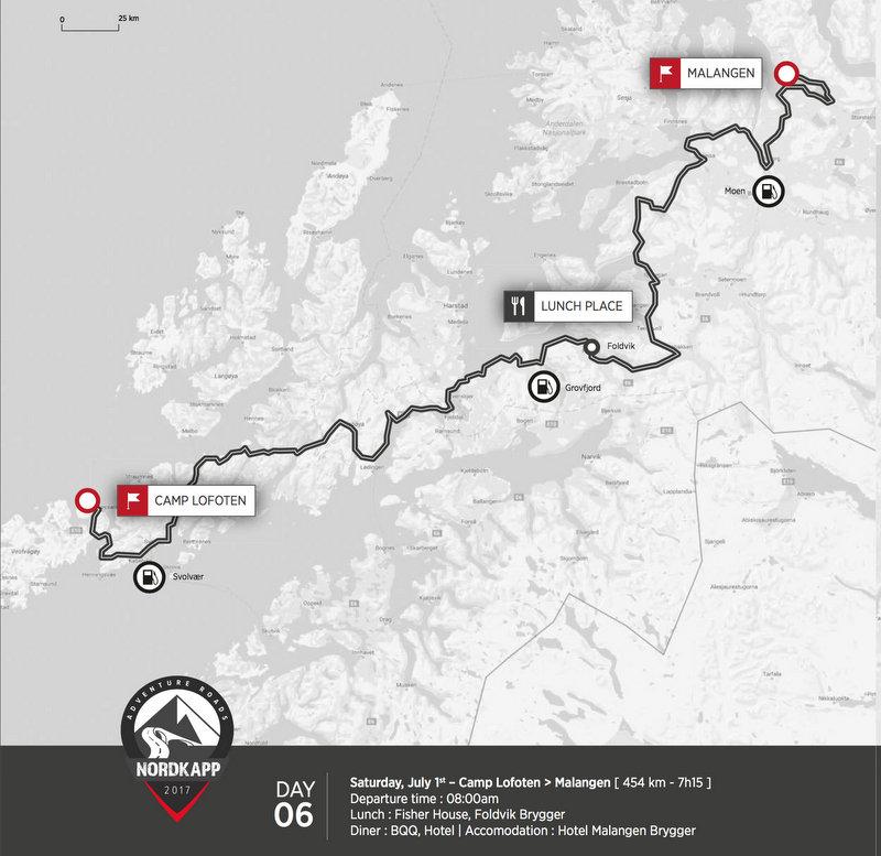 Nordkap SPECIAL Expedition… der sechste Tag und Nacht