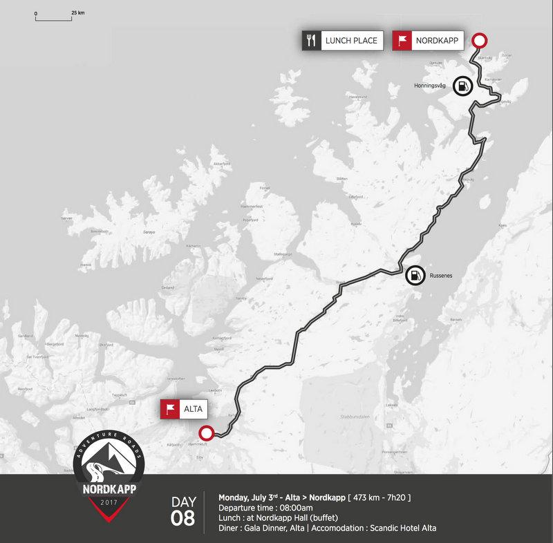 Nordkap SPECIAL Expedition… Ziel erreicht!