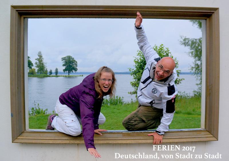Sommerferien 2017 Deutschland von Stadt zu Stadt