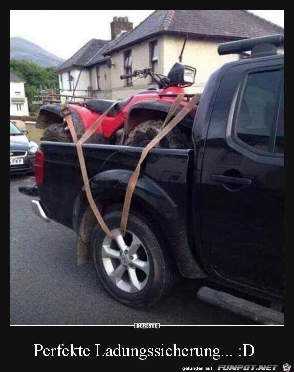 Transport-Sicherung