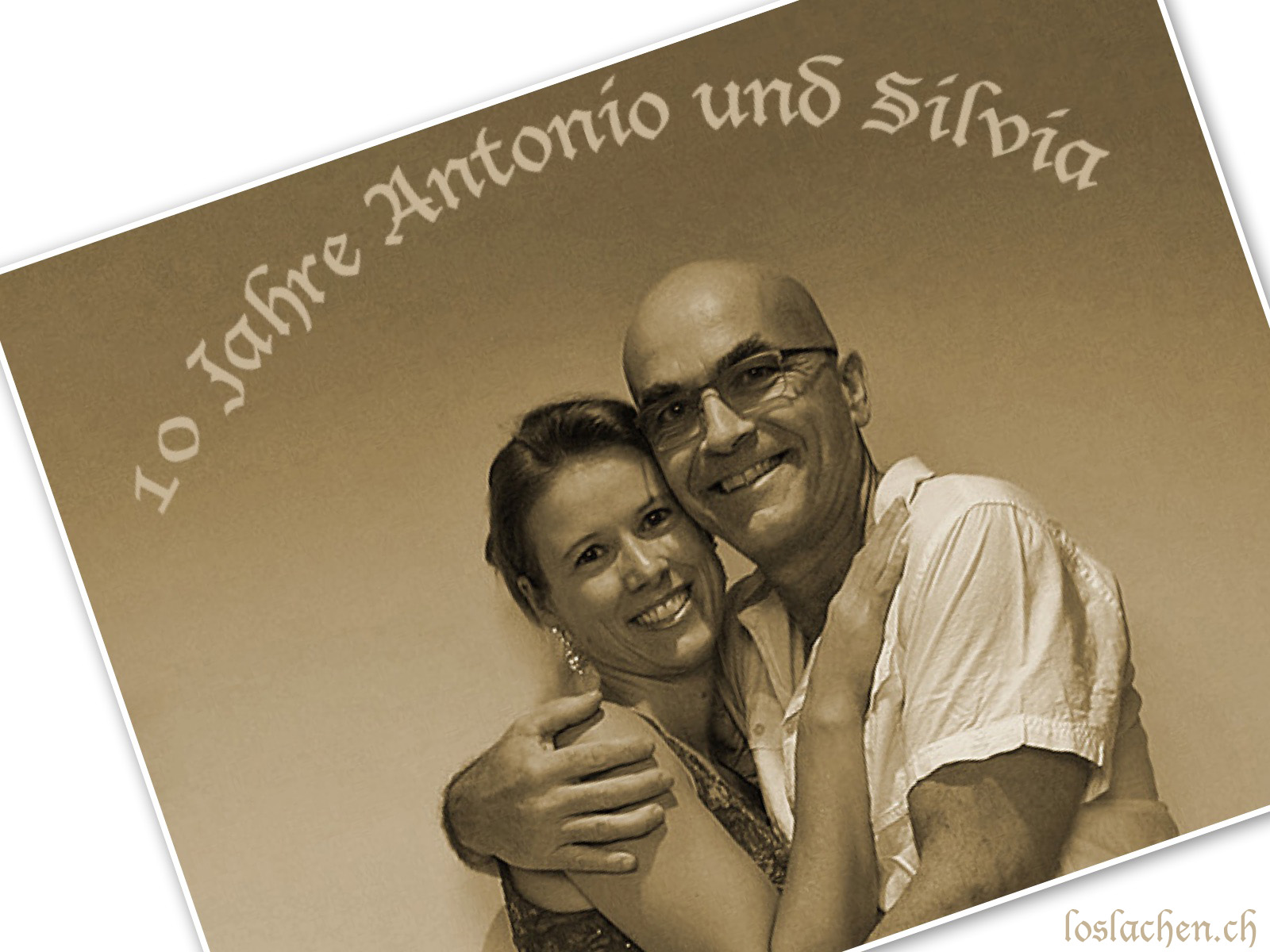 10 Jahre Antonio und Silvia