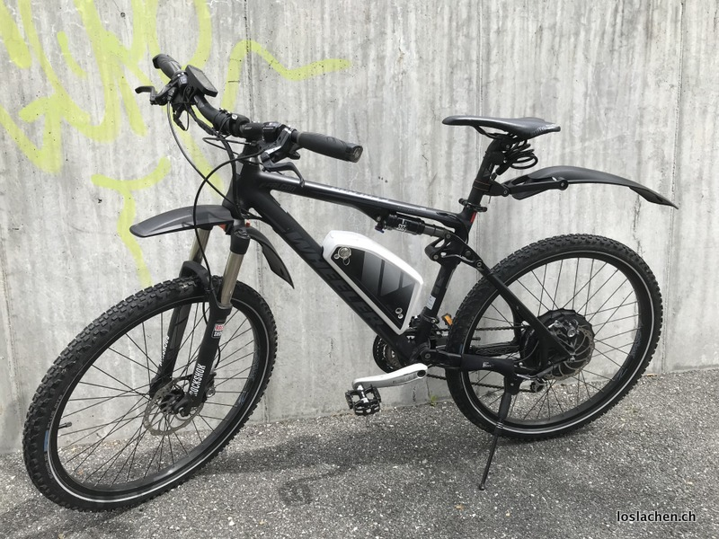 E-Bike Wheeler ab Fr. 1.-