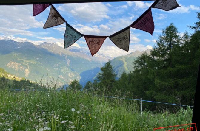 Abenteuerferien geht auch in der Schweiz